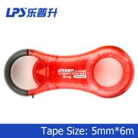 Buy cheap 6 Meter Green / Red Cute Correction Tape With Key Ring Shape T-W90038 from wholesalers