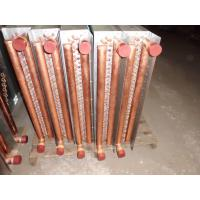 Buy cheap High Performance Copper Tube Aluminium Fin Type Air Cooled Condensers Refrigeration Parts from wholesalers