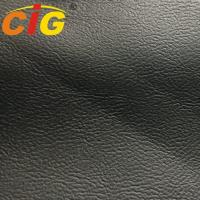 Buy cheap Artificial 100% PVC Leather Fabric For Car Seat Cover 0.8mm Thickness product