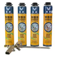 Buy cheap Flame Retardant Polyurethane Foam Adhesive For Window And Walls from wholesalers