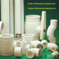 Buy cheap Sell Plastic Water Tube and Pipe Fitting Made in China info@wanyoumaterial.com from wholesalers