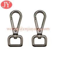 Buy cheap China wholesale solid round eye brass snap hook  swivel spring snap hook from wholesalers