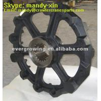 Buy cheap SUMITOMO LS138 Sprocket / Drive Tumbler for Crawler crane undercarriage parts product
