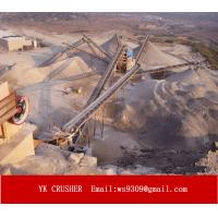 Low Pollution Aggregate Processing Plant Sand Making Production Line