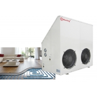 Buy cheap 40Db MDN30D low noise air source heatpump for home domestic hot water from wholesalers