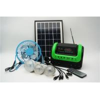 Buy cheap Outdoor Solar Light 5W 6V Solar Light with 3PCS Solar Lamp with FM Radio MP3 Luz Solar from wholesalers