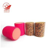 Buy cheap Hot Magic Nylon Hook And Loop Hair Rollers / Self Grip Hair Rollers To Sleep In from wholesalers