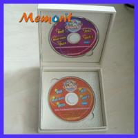 Buy cheap Customized / OEM 180MB 8cm CD / VCD/CD-ROM Duplication Services With Silkscreen Printing from wholesalers