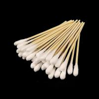 Buy cheap Daily Use Wooden Cotton Buds Offer Aggressive Cleaning Multipurpose from wholesalers
