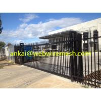 Buy cheap Automatic Sliding Steel Gate from wholesalers