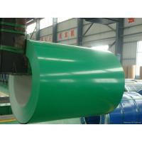 Buy cheap Commercial Pre Painted Steel Sheet Coil , Ppgi Steel Coils For Garage Doors / Roof Panel from wholesalers