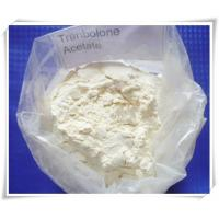 Buy cheap 99 % Purity Trenbolone Acetate Steroid Finaplix CAS 10161-34-9 Yellow Powder from wholesalers