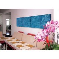 Buy cheap Noise Absorbing Succinct 3D Decorative Wall Panel 60cm * 60cm for Hotel from wholesalers