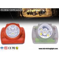 Buy cheap IP68 Cordless Coal Mining Lights , High Lumen Miner Headlamp for Industrial Underground from wholesalers