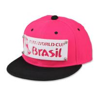 Buy cheap Personalized Punk Hip hop Baseball Cap Six Panel For Football Fan from wholesalers