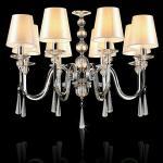 Buy cheap Modern metal chandelier for Living room Living room lighting(WH-MC-03) from wholesalers