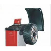 Buy cheap 380v / 220v / 110v Kc-B856 Car Wheel Balancing Machine 200rpm With Pedal Brake product