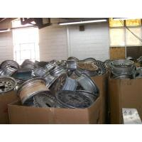 Buy cheap Used Aluminum alloy wheel scrap for car from wholesalers