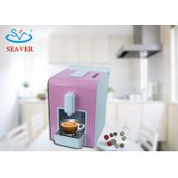 Buy cheap Customized Brewer Coffee Maker That Use Pods , Coffee Machine Brewer Less Weight from wholesalers