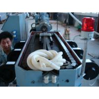 Buy cheap Single Wall PVC Pipe Production Line , Plastic Pipe Extrusion Machine product
