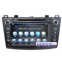 Buy cheap Android 4.2.2 Android Car Sat Nav for Mazda 3 GPS Navigation 1.6GHz CPU WiFi Capacitive from wholesalers