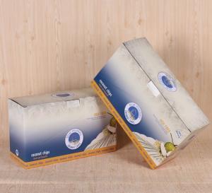Buy cheap Personalized Printed Corrugated Paper Box, Matt Lamination Custom Paper Packaging Drawer Box product