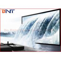 Buy cheap Fashion 3D Front Projection Projector Screen Fixed Frame Projection Screen from wholesalers
