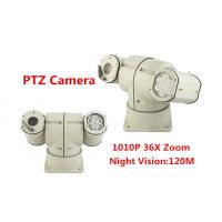 Buy cheap 360 Degree Vehicle Mounted PTZ Camera PTZ Video Camera IP66 10kg With IR Lights product