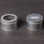 Buy cheap Custom Stylish Tin Box empt metal tin box gift tin box factory from wholesalers