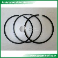 Buy cheap Dongfeng Diesel Engine Overhaul Kits / 6L Cummins Piston Rings 4089644 product