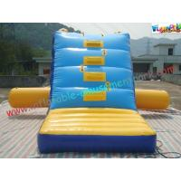Buy cheap Commercial Little Tikes Inflatable Water Slides For Pool And Lake from wholesalers