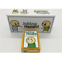 English Version Joking Hazard Card Games For Grown Ups Easy Operation