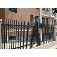 Buy cheap steel fence/ Various useful Aluminum Fence Excellent and Standard garden fence from wholesalers