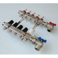 Buy cheap Manifolds for Floor Heating & Cooling System from wholesalers