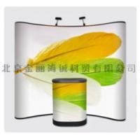 Buy cheap Indoor advertising trade show booth exhibition pop up banner stands, custom size from wholesalers
