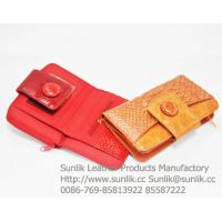 Buy cheap Fashion PU Purses,PU wallets,PU wallets manufacturer from wholesalers