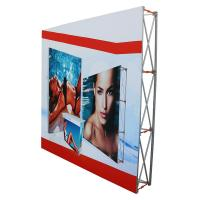 Buy cheap Outdoor pop up banners wall display / trade show booth banners from wholesalers