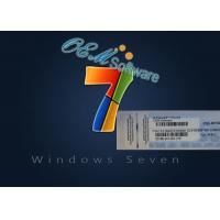 Buy cheap Security Windows 7 Professional 64 Bit Oem Key Sealed Pack No Area Limited product