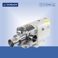 Buy cheap SIC / SIC / EPDM  Mechanical positive pump with internal safety valve from wholesalers