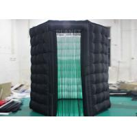 Buy cheap Trade Show Inflatable Booth Display 2.4 X 2.4 X 2.4 Meter CE Approved from wholesalers