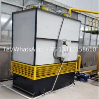 Buy cheap High efficiency water cooling system used for hydraulic oil from wholesalers