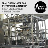 Buy cheap 1000 Litre Bag Aseptic Filling Machine IBC Liner Bag Aseptic Filler from wholesalers