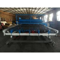 Buy cheap Width 2500 mm Full Automatic Welded mesh Welding Machine For Fence Panel from wholesalers
