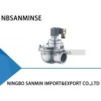 Buy cheap Nbsanminse Qg - Z 1-1/2 2 2-1/2 3 Inch Replaced Goyen Solenoid Pulse Valve Dust Collector Double Diaphragm Valve from wholesalers
