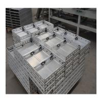 Buy cheap Professional Lightweight Aluminium Metal Formwork System For Building,Used Aluminum Formwork,Concrete Formwork Beam from wholesalers