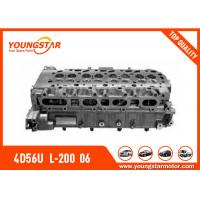 Buy cheap MITSUBISHI Complete Cylinder Head For 4D56U  L-200  06=> TRITON  16V  2.5tdi  1005A560 product