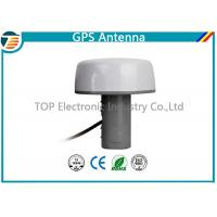 Buy cheap IP67 Waterproof High Gain GPS Antenna ,  External Marine GPS  Antenna product