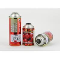 Buy cheap Hair Spray or Air Freshener Cans Aerosol Aluminium Can 80-190mm Height from wholesalers