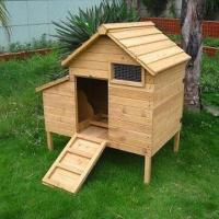 Buy cheap Wooden Duck Coop and Hen House, Sized 119 x77 x 120cm  from wholesalers