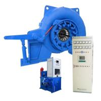 Buy cheap Mini Hydro Turbine Generator 250kw With Stainless Steel Blades 500r/ Min Rated Speed from wholesalers